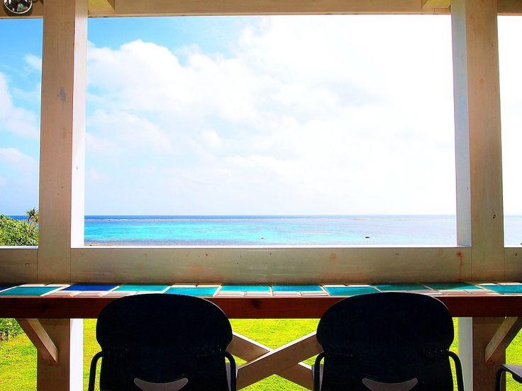 石垣島のカフェ