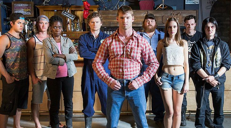 Letterkenny, my new favorite show.