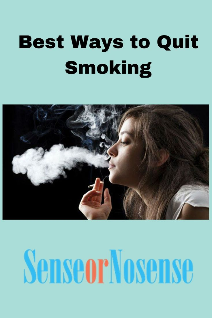 Help stop smoking freebies