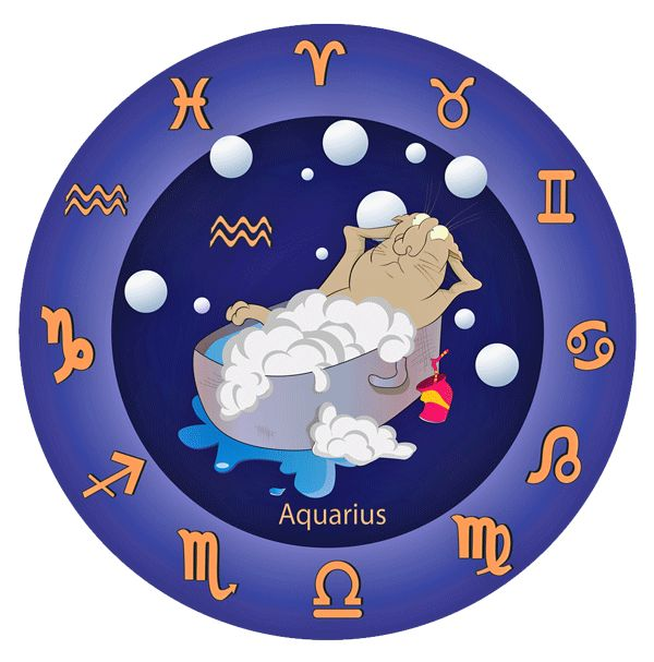 Aquarius zodiac sign, astrology and horoscope star sign meanings with many astrological pictures and descriptions.