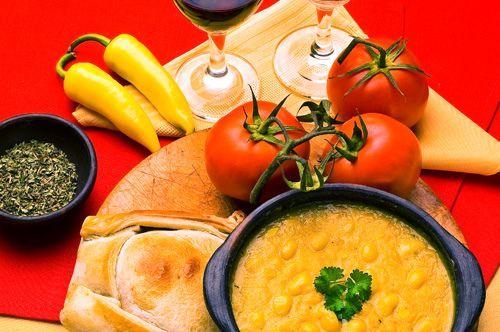 Рецепты чилийской кухни десерты