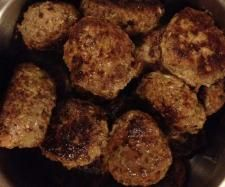 Recipe Paleo Rissoles - Recipe of category Main dishes - meat