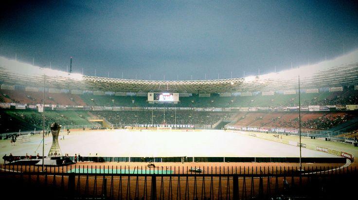 Stadion Utama Gelora Bung Karno Jakarta , Indonesia / Matchday Indonesia vs Internazionale Milano / 24 Mei 2012