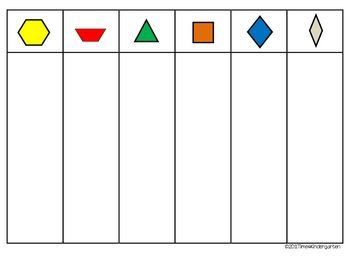 Math+mats+will+make+your+Math+stations+fun.++Make+as+many+as+you+need.++Students+can+sort+by+color+or+shapes.++There+are+7+mats+total.