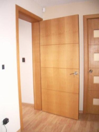 Fotos de puertas entamboradas puertas pinterest - Puertas madera interior ...
