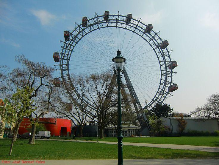 Attractiepark PRATER, Wenen