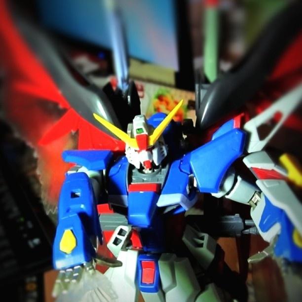 Gundam Wing - #dwymonster #monstagram
