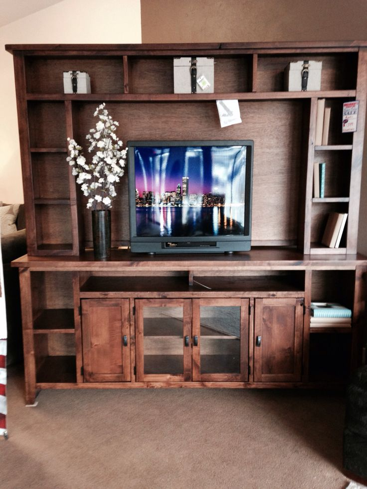 1000 Images About Tv Stands And Consoles On Pinterest Home Furniture Home Entertainment