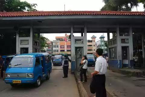 Anggota Dishub Depok Terlibat Adu Jotos di Depan Terminal Depok