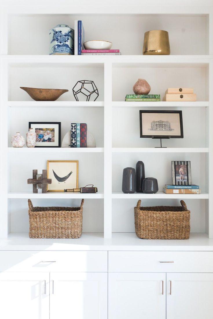 124 best Bookshelves Decorating Ideas images on Pinterest ...