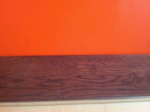 Playground orange in the bedroom. Rise n shine !!