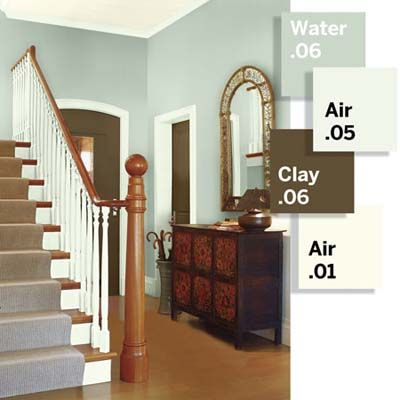 Photo: Tim Street-Porter/Beateworks/Corbis   thisoldhouse.com   from 3 Small Spaces, 9 Bold Color Ideas