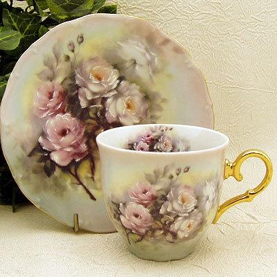 Victorian Pink Cottage Rose!