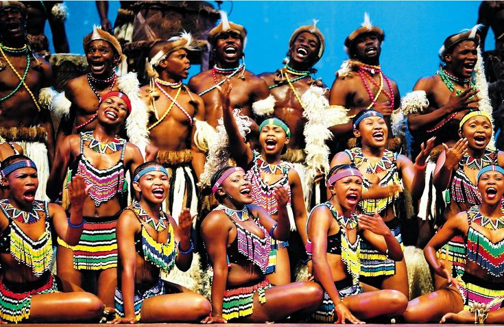 The Zulu tribe is the largest ethnic group in South Africa, specializes for the unique life way of their culture and  well known for bead work & carving.