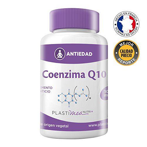 COENZIMA Q10 • Protección Celular ANTIEDAD • Tratamiento x 4 Meses • 120 Capsulas DOSIS OPTIMA CoQ10 • Potente Antioxidante • Retrasa los efectos de la edad • Cápsulas Vegetales • Obtén más Energía + Resistencia • Fortalece el Sistema Cardiovascular y el Sistema Inmunológico #COENZIMA #Protección #Celular #ANTIEDAD #Tratamiento #Meses #Capsulas #DOSIS #OPTIMA #Potente #Antioxidante #Retrasa #efectos #edad #Cápsulas #Vegetales #Obtén #más #Energía #Resistencia #Fortalece #Sistema…