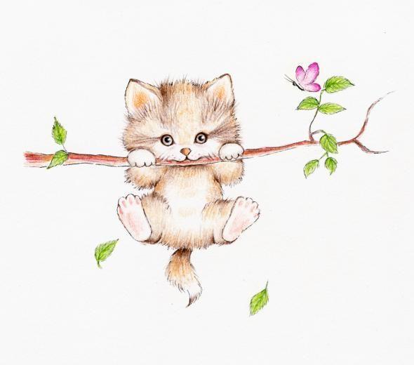 Το περίεργο γατάκι Ένα παραμύθι για παιδιά που αρέσκονται να κρυφακούνε!