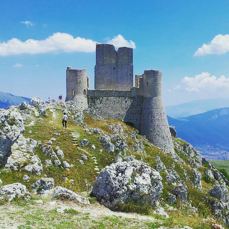Rocca Calascio Italy