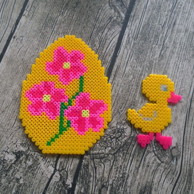 Easter hama beads by pys82