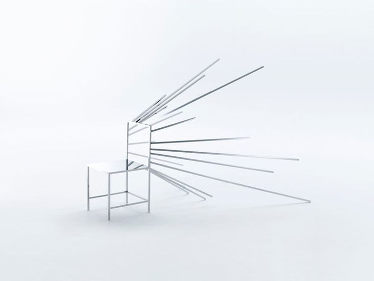 50 Manga Chairs From Nendo and Friedman Benda