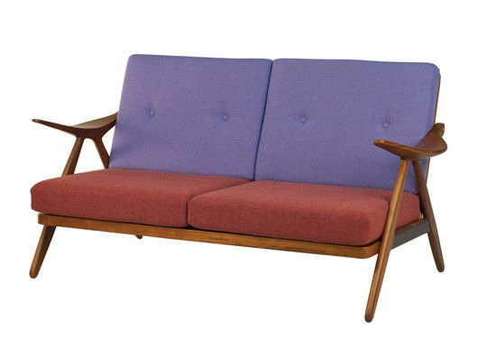 Modular Sofa: a cute sofa that will add character to any break out space or reception