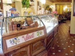Vivoli ice-cream and Sbigoli Tiles - Firenze, Italia