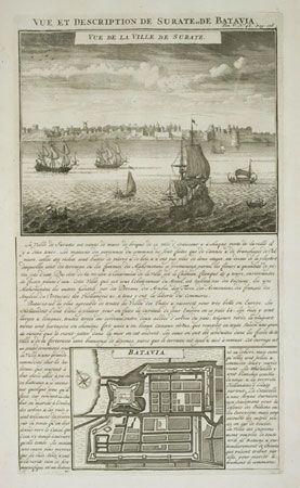 This day in 1628 - Java sultan Agung van Mataram attacks Batavia.
