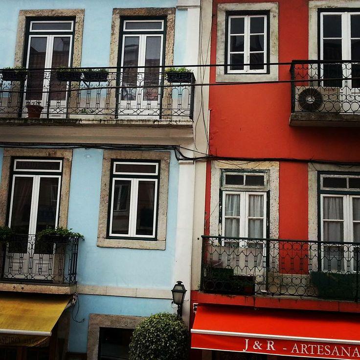Street in Alfama,Lisbon