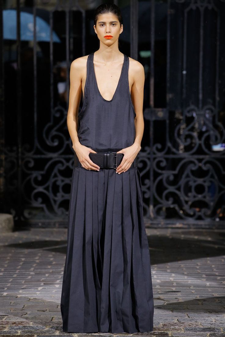 Haider Ackermann Spring 2017 Menswear Fashion Show