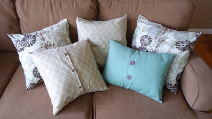How To Make An Envelope Pillow Cover - The Make Your Own Zone