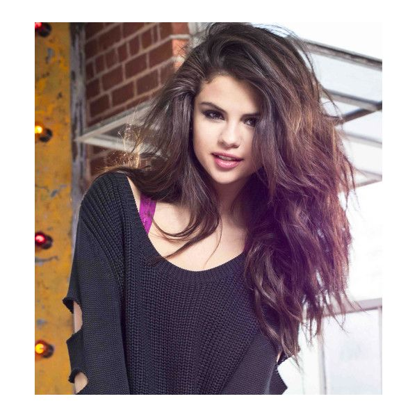 Tumblr ❤ liked on Polyvore featuring selena gomez, hair, people, selena and models