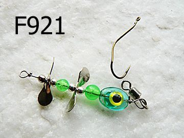 Exceptional Walleye and Perch fishing spinners for your best fishing adventures