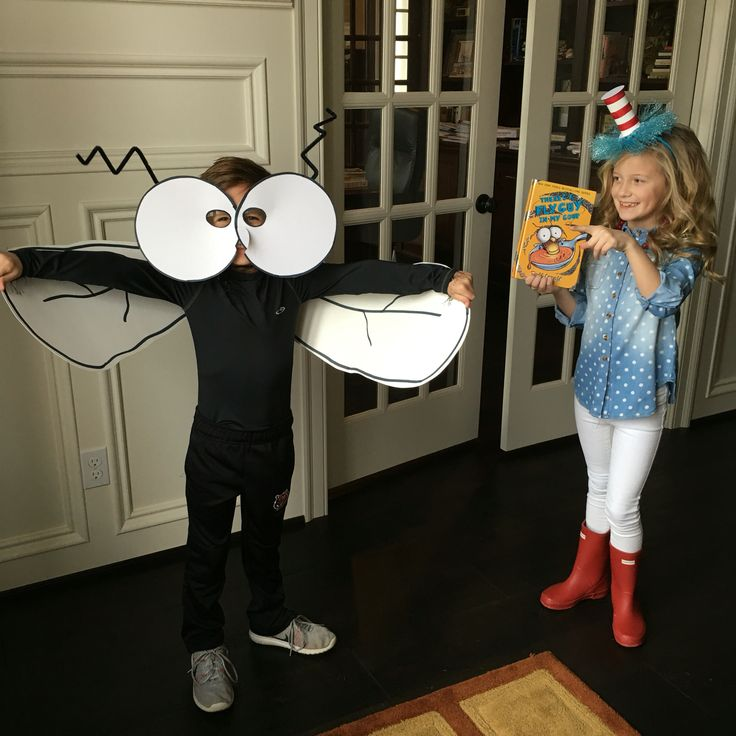 DIY projects/costumes for Dr. Seuss' birthday and Read Across America Day at sch...
