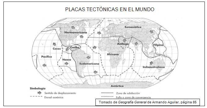 Guía de Geografía Universal y de México para el examen de ingreso ...