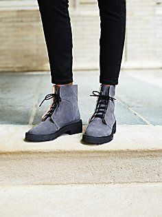 Vegan Billy Ankle Boot