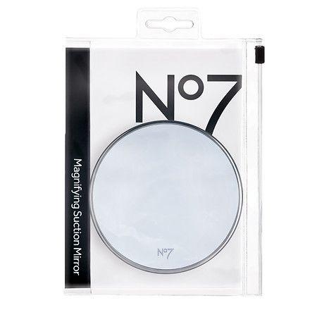 No7 Magnifying Suction Mirror - 1 ea