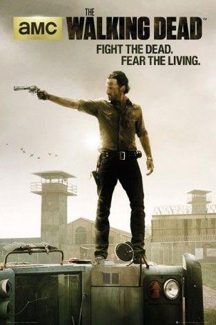 The Walking Dead / Żywe trupy Sezon 3 - plakat - 61x91,5 cm  Gdzie kupić? www.eplakaty.pl