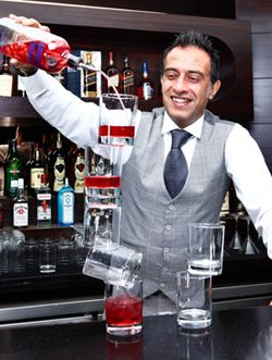 india s famous bartender mr sandy verma bartenders for events