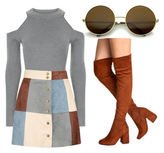 """""""Untitled #006"""" by liaperezmorales on Polyvore featuring Boohoo"""