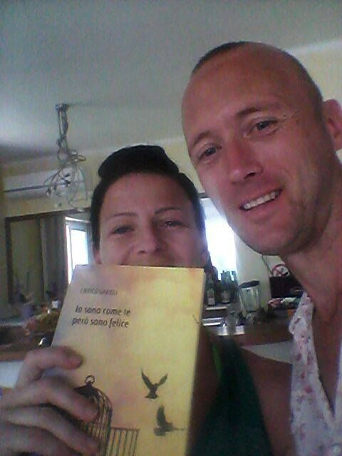 """""""Io sono come te però sono felice"""" Clicca Mi Piace su www.facebook.com/Migliorazione o visita il sito www.migliorazione.it"""