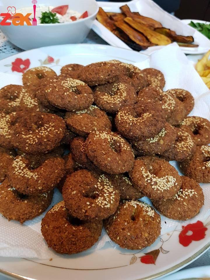 هذه هي طريقة الفلافل السوري على أصوله زاكي Arabic Food Food Falafel Recipe