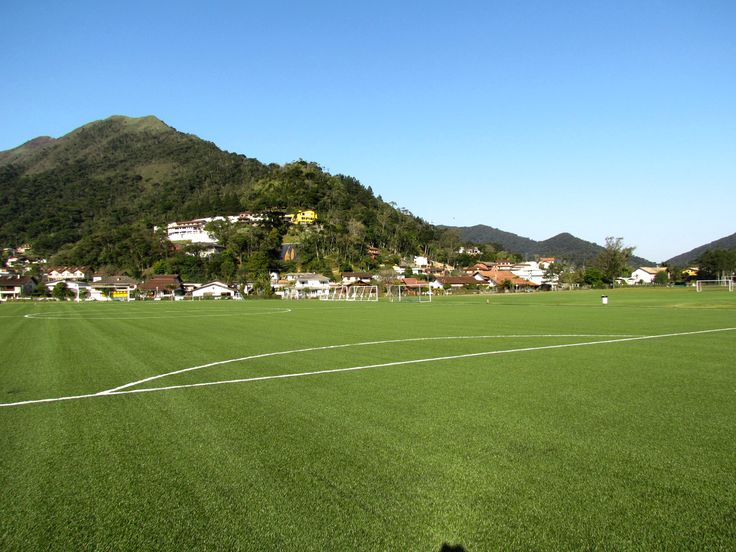 Artificial turf at Brazil's #WorldCup 2014 Headquarters #XtremeTurf