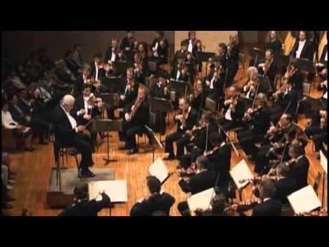 Bruckner Symphony No 8 Celibidache Münchner Philharmoniker Live Tokyo 20 Oct 1990 - YouTube