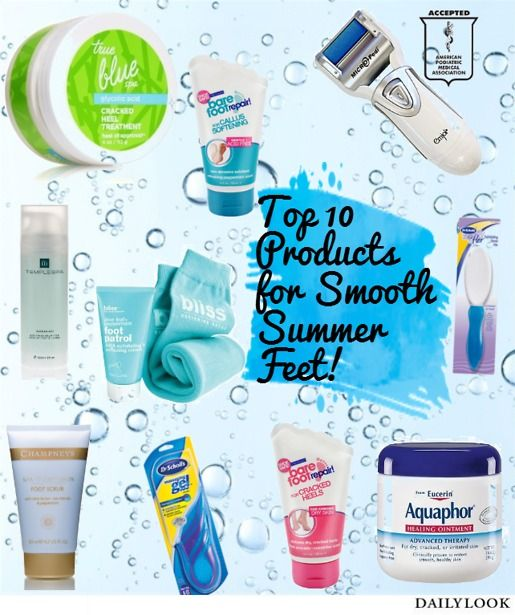 Top 10 Pedicare Products for Smooth Summer Feet! Prime Beauty Blog