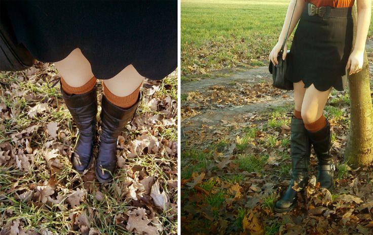 Winniearthe: Outfit: Sunny autumn