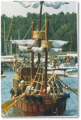 World Championship Cardboard Boat Races