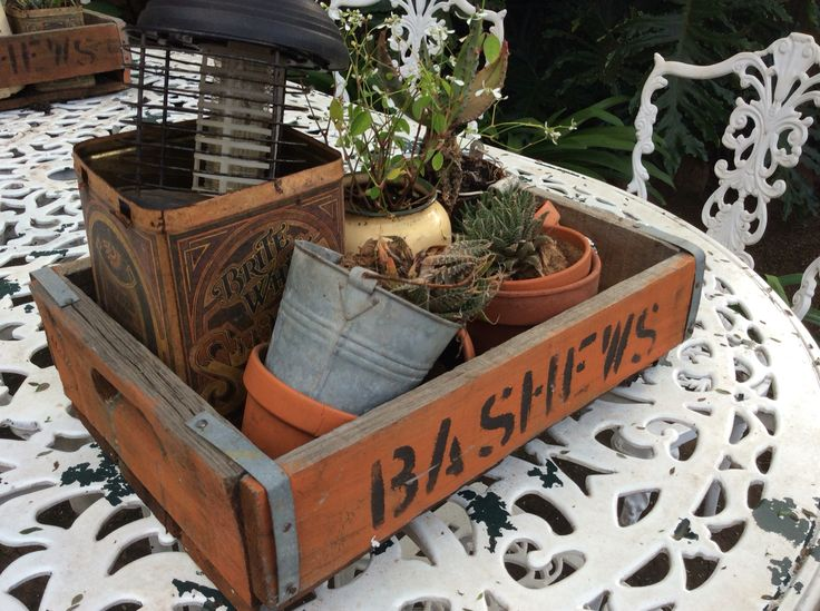 In LOVE with crates! See at 36 OLD Main Road, Bothas Hill KZN 0824676720