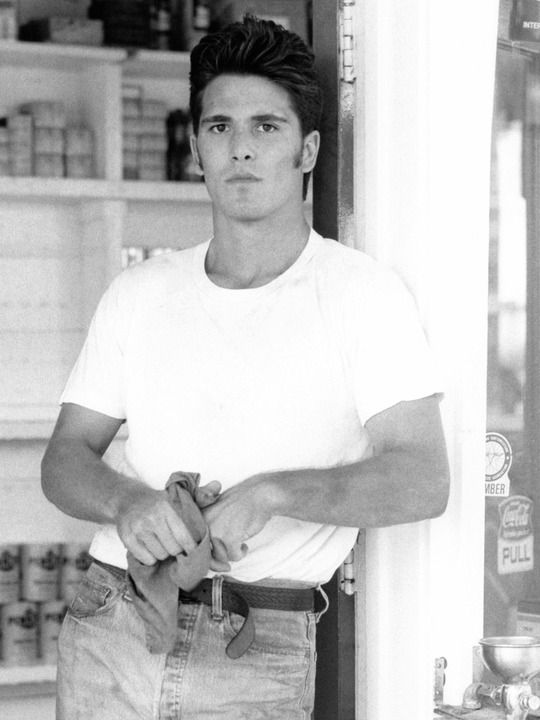 Michael Schoeffling.  Mermaids, Vision Quest, and <3 Jake Ryan in Sixteen Candles