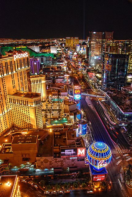 Being from vegas and living in Vegas I'm not a Vegas girl at heart I am but I don't have the need to be the way they are no disrespect friends and family are there but, I won't ever live there again. Not a place to raise a family