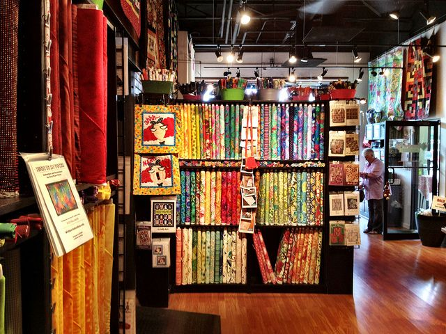 Couldn't visit Prescott without checking out the new local quilt ... : local quilt shops - Adamdwight.com