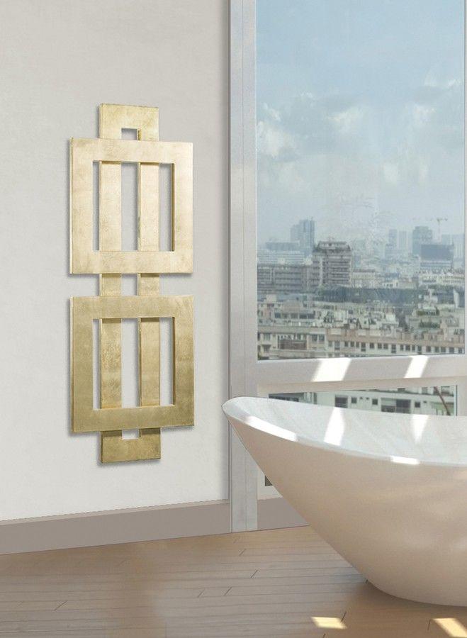 #or #gold #chauffage #cross #oro #Brem#design #bathroom #salledebain #view